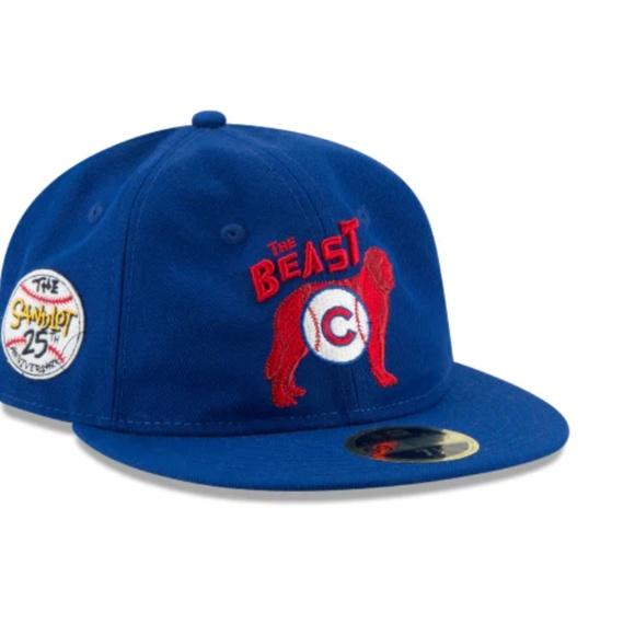 low priced 661fb c8071 AUTHENTIC New Era LE Chicago Cubs Sandlot Cap